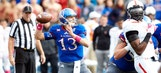 Jayhawks fight until the very end but fall to Texas Tech, 30-20