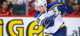 Blues hit Madison Square Garden with perfect road trip on the line