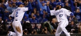 Cueto's two-hitter sends Royals over Mets for 2-0 Series lead