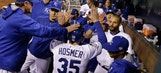 Royals keep the line moving, jump all over Mets in Game 2