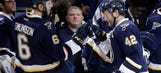 Backes scores first goals of season, boosts Blues past Wild in OT