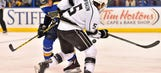 NHL fines Reaves for roughing against Kings