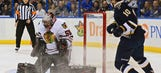 TV info for Blues-Blackhawks Game 1