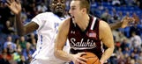 Southern Illinois overcomes early deficit to beat SLU 65-52