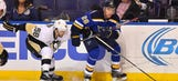 Stastny has goal, three assists in Blues' 5-2 win over Penguins