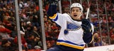 Four straight wins? Blues will try a mile high