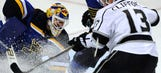 Schwartz's full-ice breakaway goal in OT lifts Blues 2-1 over Kings