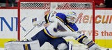 Blues will try to limit mistakes against struggling Oilers