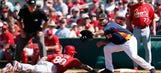 Cardinals option OF Charlie Tilson to Memphis