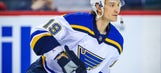 Team Canada adds Blues' Bouwmeester for World Cup of Hockey
