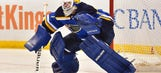 At long last, Elliott enters postseason as No. 1 in net for Blues