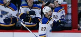 Blues name Backes' successor as captain: Alex Pietrangelo