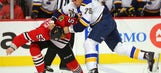 Blackhawks expect Blues to be as bruising as usual