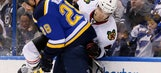 Brodziak agrees to two-year deal with Blues