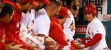 Cardinals will try to keep offense pumping against Phillies