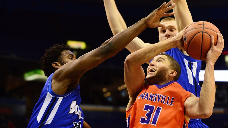 MVC: Evansville cruises to 68-42 win over Indiana State