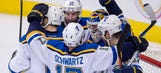 Blues aren't taking current playoff run for granted