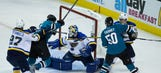 And so it ends: Blues fall 5-2 to Sharks in Game 6, eliminated from playoffs