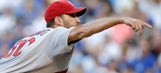Waino roughed up early by Royals in 6-2 loss