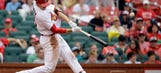 Cardinals use potent offense to stay afloat in Central