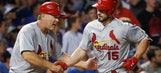 Cards' Grichuk figures to get another opportunity with Holliday hurt