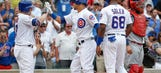 Cubs win 11th straight with 13-2 blowout of Cardinals