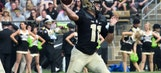Blough throws for 300 yards in Purdue's 24-14 win over Nevada