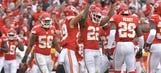 Chiefs pick off Fitzpatrick six times in 24-3 victory over Jets