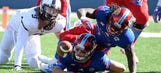 Jayhawks will need to limit turnovers against Mountaineers