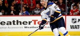 Blues face quick turnaround for home opener versus Wild