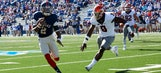 Homecoming excitement extinguished as KU falls 44-20 to Oklahoma State