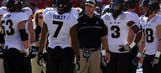 Purdue loses 27-14 to undefeated Nebraska in Parker's debut