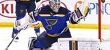 Blues host Sabres in a matchup of struggling teams