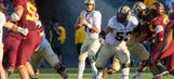 Purdue can't hold on to first-half lead, loses 44-31 to Minnesota