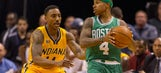 Pacers' perfect streak at home snapped in 105-99 loss to Celtics