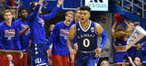 Mason stars as Kansas beats Siena 86-65