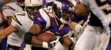 With Chargers visiting, Vikings RB Peterson reminded of rushing record
