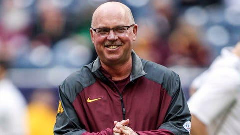 "Jerry Kill, ""Happy,"" Pharrell Williams"