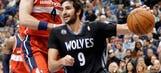 Timberwolves play with requisite urgency in rout of Wizards