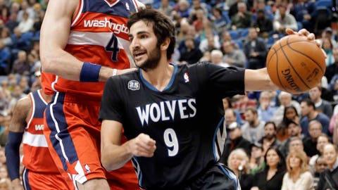 Wizards at Timberwolves: 12/27/13