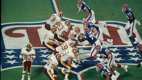 Mark Rypien -- Washington Redskins, Super Bowl XXVI
