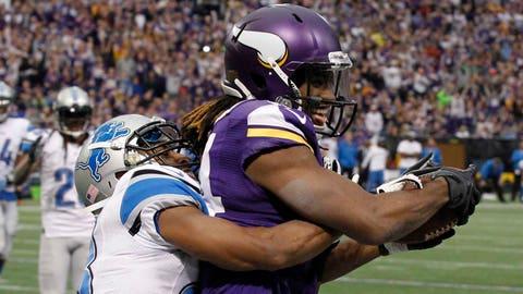 Lions at Vikings: 12/29/13