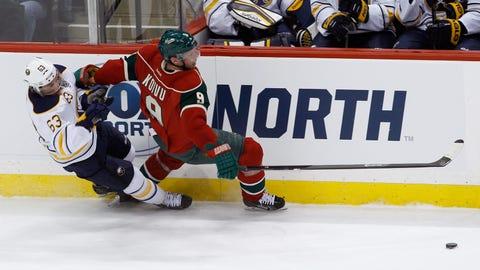 Sabres Wild Hockey