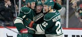Wild's Suter records unlikeliest of hat tricks in win over Capitals