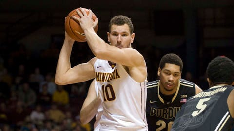 Boilermakers at Gophers: 1/5/13