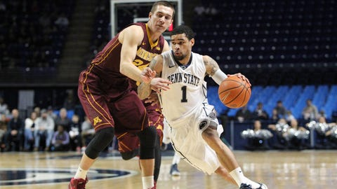Gophers at Nittany Lions: 1/8/14