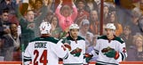 Fontaine's first career hat trick sparks Wild win over Coyotes