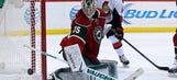 Lehner stops 27 shots, Senators blank Wild 3-0