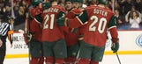 Oilers at Wild: 1/16/14