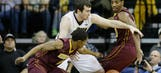 Gophers fall to No. 14 Hawkeyes